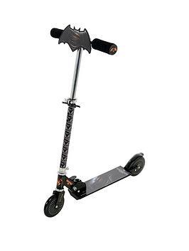 batman-vs-superman-bat-folding-in-line-scooter