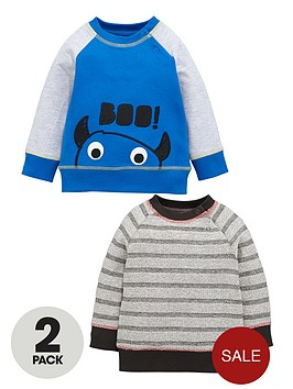 ladybird-baby-boys-sweat-tops-2-pack