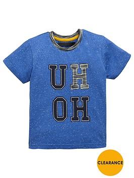 mini-v-by-very-boys-uh-oh-slogan-t-shirt