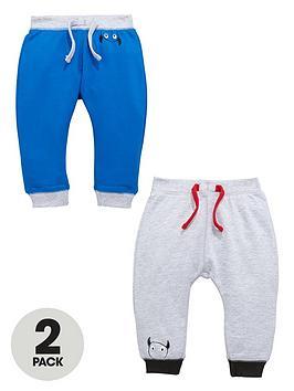 ladybird-baby-boys-2-pk-loopback-sweat-joggers