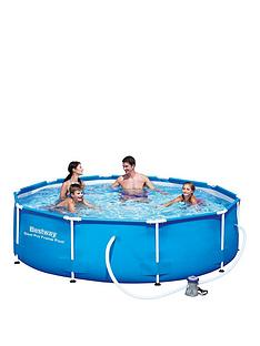 bestway-10ft-steel-pro-frame-pool