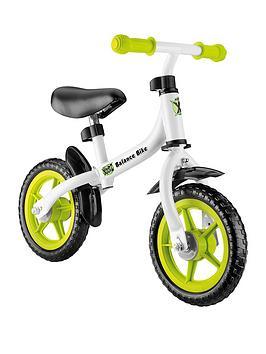 xootz-balance-bike-green