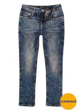 river-island-boys-marble-wash-skid-skinny-stretch-jeans