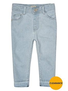 river-island-mini-mini-girls-light-blue-skinny-jeans