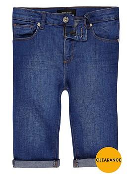 river-island-boys-twister-denim-shorts