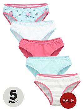 v-by-very-girls-floral-and-colour-briefs-5-pack