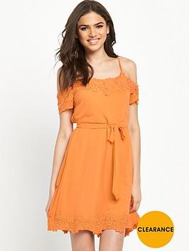 river-island-cold-shoulder-lace-top-dress