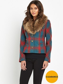 joe-browns-all-new-funky-funtimenbspfaux-fur-collar-jacket