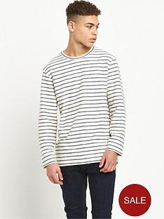 adpt-adpt-american-long-sleeve-crew-neck-t-shirt