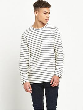 adpt-adpt-american-long-sleeve-crew-neck-t-shirt