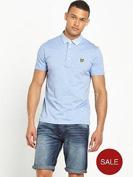 lyle-scott-woven-collar-jersey-polo-shirt