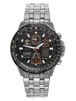 citizen-eco-drive-skyhawk-at-titanium-radio-controlled-multi-function-bracelet-mens-watch