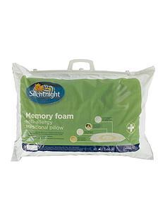 silentnight-anti-allergy-memory-foam-pillow