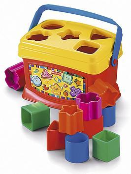 fisher-price-brilliant-basics-babys-first-blocks