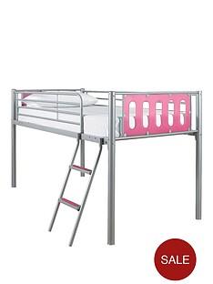 kidspace-cyber-mid-sleeper-kids-bed-frame
