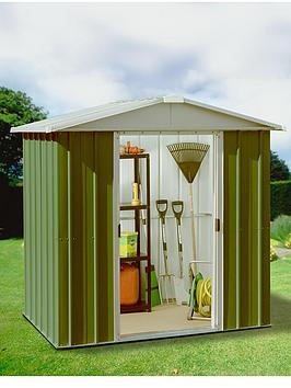 yardmaster-61-x-61-ft-apex-roof-metal-garden-shed