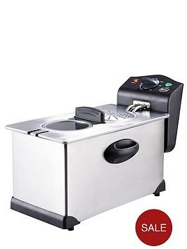 swan-sd6040-single-deep-fryer-stainless-steel