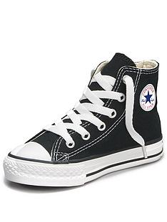 converse-all-star-core-high-top-toddler-infant-plimsolls-black