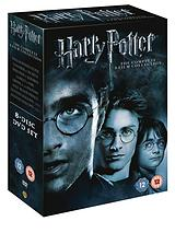 Harry Potter: Complete 8 film Collection DVD
