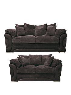 maze-fabric-and-faux-leather-3-seater-plus-2-seater-sofa