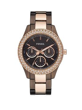 fossil-stella-crystal-set-gold-and-brown-ion-plated-ladies-watch