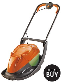 flymo-330vx-easi-glide-1400-watt-hover-lawn-mower-with-free-mini-trim