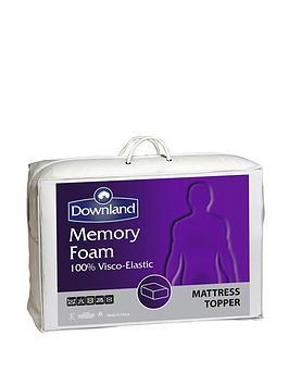 downland-memory-foam-mattress-topper