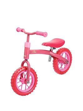 hauck-e-z-rider-10-inch-balance-bike-pink