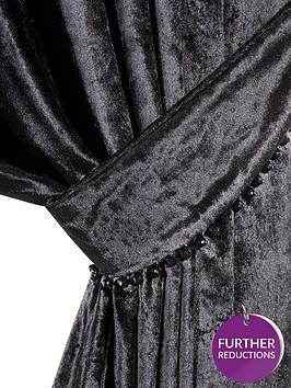 laurence-llewelyn-bowen-curtain-call-velvet-effect-tie-backs-pair