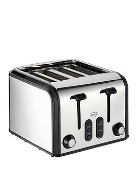 swan-st70100ps-4-slice-toaster-stainless-steel
