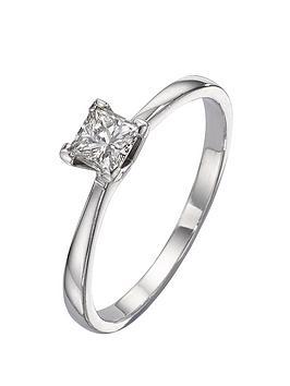 love-diamond-18-carat-white-gold-25pt-diamond-princess-cut-solitaire-ring