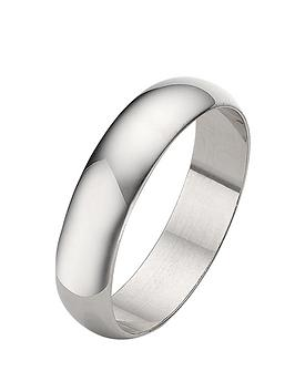 love-diamond-9-carat-yellow-gold-5pt-diamond-set-wedding-band-6-mm
