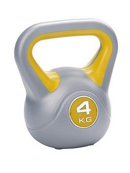 york-4kg-vinyl-kettlebell