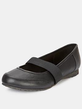 foot-cushion-potter-elastic-strap-flat-shoes