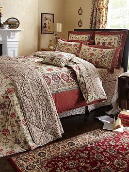 va-kalamkari-duvet-cover-and-pillowcase-set