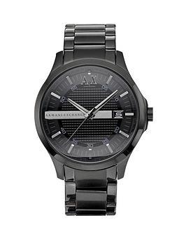 armani-exchange-black-ip-mens-watch