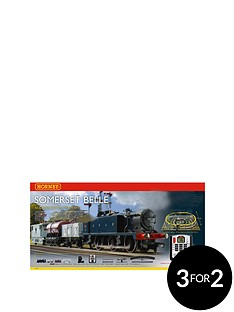 hornby-digital-somerset-belle-train-set