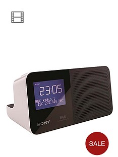 sony-xdrc706dbp-dab-clock-radio