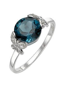 love-gem-9-carat-white-gold-diamond-set-london-blue-topaz-ring
