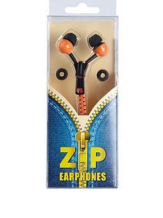 zip-earphones