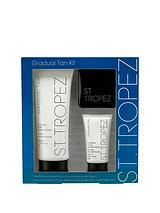 Gradual Tan Essentials Kit and FREE St Tropez Cosmetic Bag Set*