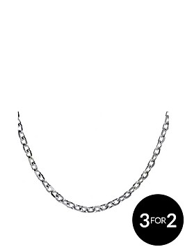 the-love-silver-collection-sterling-silver-23oz-belcher-chain