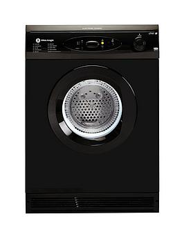 white-knight-c86a7b-7kg-load-vented-dryer-black