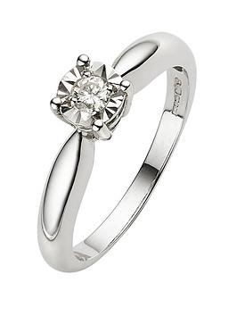 love-diamond-9-carat-white-gold-10pt-diamond-illusion-set-solitaire-ring