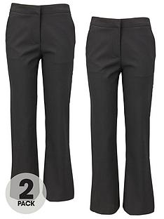 top-class-girls-woven-school-uniform-trousers-2-pack