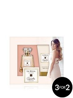 samantha-faiers-la-bella-by-samantha-faiers-100ml-edp-gift-set