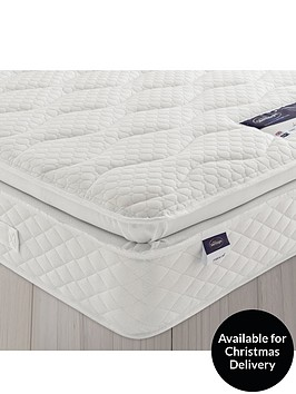 silentnight-miracoil-geltex-pillowtop-mattress-medium