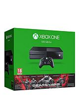 500Gb Console with Gears of War: Ultimate Edition and Optional 12 Months Xbox Live and/or Wireless Controller