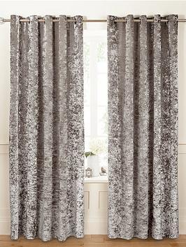 luxury-crushed-velvet-eyelet-curtains