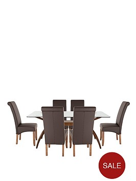 knox-180-cm-dining-table-6-brook-faux-leather-chairs